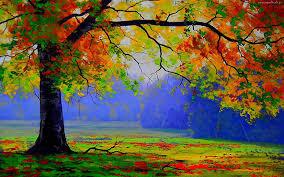 tree painting 4 beautiful tree paintings