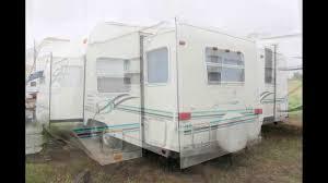 Used Horse Trailers For Sale In San Antonio Texas 2000 Shasta Flite 254 San Antonio Area Rv Sales Youtube