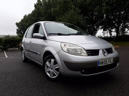 used renault megane scenic manual for sale motors co uk