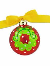 just engaged glass keepsake ornament with gift box jeng 2