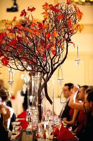 fake tree branch decor best wedding centerpieces ideas on branches