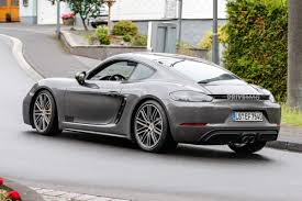 porsche cayman pictures 2018 porsche 718 cayman gts is not to its stronger muscles