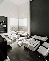 inspiring wonderful black and white contemporary interior home