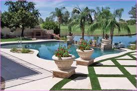 attractive pool landscaping ideas on a budget garden design garden