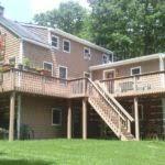 Wrap Around Deck Designs Wrap Around Porch Tin Roof Simply Bonus Love Home Building Plans