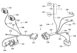 patent us6504306 headlight adapter system google patents