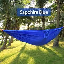double hammock tree 2 people person patio bed swing new nylon