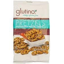 pretzel delivery glutino gluten gree pretzel twists 8 oz westernkosher online
