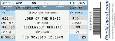 fake concert ticket generator wedding planning pinterest