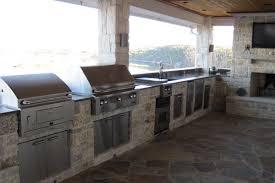 Outdoor Island Kitchen Outdoor Kitchens