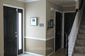 Painted Interior Doors Painting Interior Doors Black My List