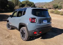 new jeep renegade 2015 jeep renegade review wheels ca
