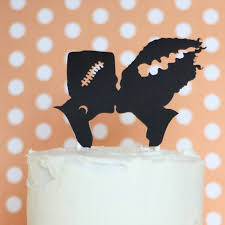 Halloween Wedding Cake Toppers Oh Etsy The 17 Weirdest Wedding Cake Toppers Ever Brit Co
