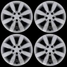 toyota corolla with rims 4 2009 2016 toyota corolla 16 hub caps set wheel covers