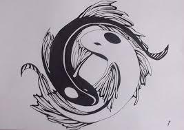 yin yang koi fish by ryufujin4 on deviantart