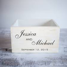 wedding wishes keepsake box memory box baby keepsake box wood ring from simplecraftideas on