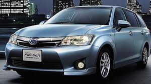toyota motors japan toyota corolla axio and corolla fielder hybrids launched in japan
