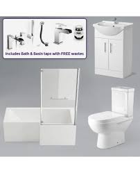 toilet and basin suites willesden bathrooms