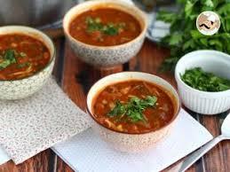 cuisine ramadan harira the ramadan soup recipe petitchef