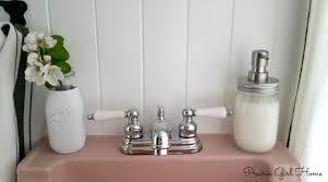 vintage bathroom prairie home