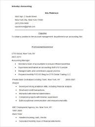 accounting resume template accounting graduate resume best resume collection