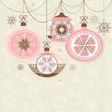 retro christmas ornaments royalty free cliparts vectors and