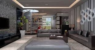 Cool Modern Interior Design Living Room Home Interior Design - Modern interior design of living room