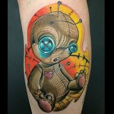 36 voodoo doll tattoos with mysterious meaning voodoo dolls