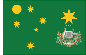 Australian National Flag List Of Proposed Australian Flags Wikiwand