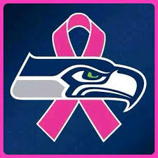 seahawk ribbon 7 best seattle seahawks breast cancer awareness images on