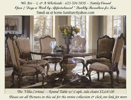 Formal Round Dining Room Sets Home Design Ideas - Formal round dining room tables