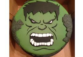 25 ways incredible hulk birthday cake