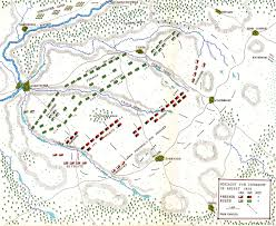 King Of Prussia Map Battle Of Zorndorf