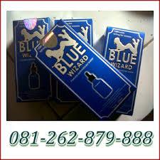 jual blue wizard asli di palembang cod palembang store