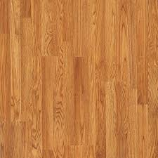 Lowes Pergo Laminate Flooring Shop Pergo Max 7 61 In W X 3 96 Ft L Butterscotch Oak Embossed