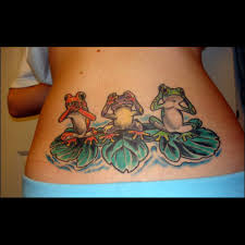 frog meanings itattoodesigns com