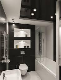 badezimmer weiss kleines badezimmer fliesen ideen schwarz weiss kombination matt