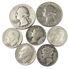 90 silver coins 1 value our choice jefferson coin