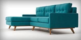 Midcentury Modern Furniture - brilliant mid century modern sectional sofa mid century modern