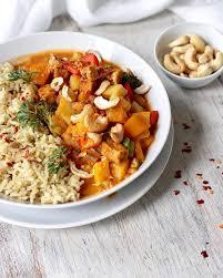 cuisine bosh bosh curry