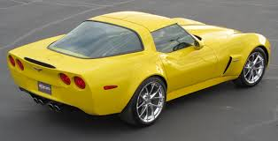 Corvette C6 Interior Giving A C3 Corvette A Facelift With Styling Elements From A C6