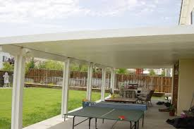 Aluminum Wood Patio by Insulated Aluminum Patio Covers Patio Outdoor Decoration