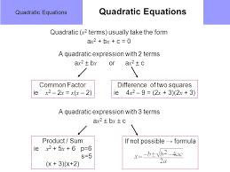 9 quadratic