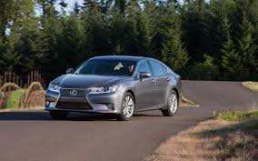 2013 lexus es300h youtube five stars for all 2013 lexus es350 and es300h get top nhtsa ratings
