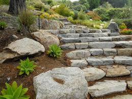 hillside landscaping ideas on small budget innovative hillside