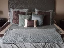 How To Make Your Own Duvet How To Make An Upholstered Headboard For A King Size Bed Home