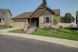 One Level Home Floor Plans New Construction Neighborhoods Spokane