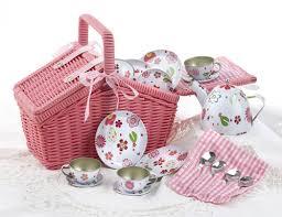 kids picnic basket welcome to vintagetea