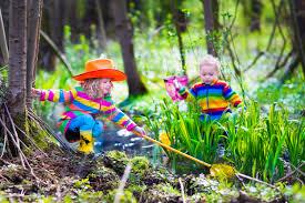 6 classic outdoor activities for children with autism friendship