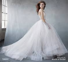 lazaro gown wedding dresses lazaro 2016 wedding dresses of bridal